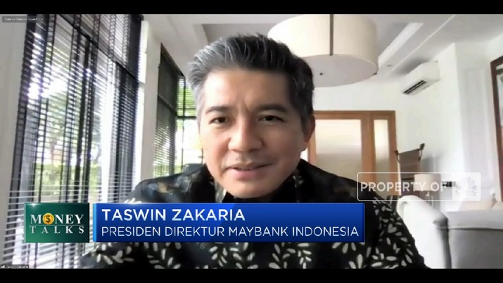Jurus Bank Maybank Dongkrak Bisnis Syariah di Era Digitalisasi(CNBC Indonesia TV)