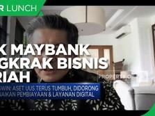 Jurus Bank Maybank Dongkrak Bisnis Syariah Era Digitalisasi