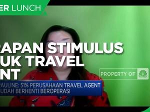 51% Perusahaan Setop Operasi, Travel Agent Nantikan Stimulus