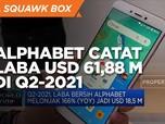 Alphabet Catat Laba USD 61,88 Miliar di Q2-2021