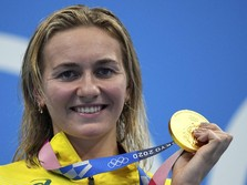 Perenang Australia Ariarne Titmus Bidik 4 Emas Olimpiade 2020