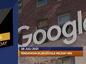Proyeksi PDB RI Dipangkas Hingga Pendapatan Google Melesat