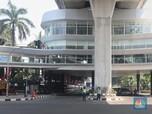 Melihat Progres Pembangunan Halte CSW Terintegrasi TJ & MRT