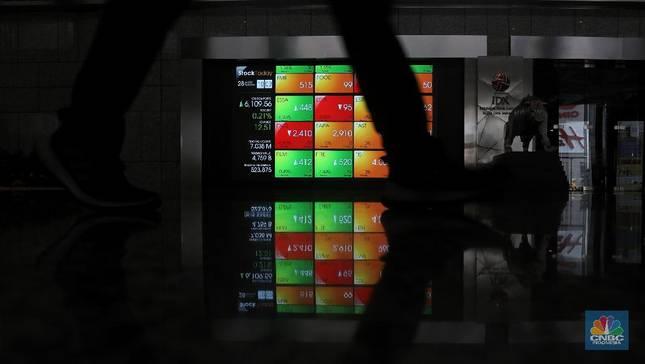 Wall Street Cerah Bergairah, IHSG Lanjut Menguatkah?