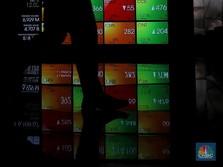 Indeks Penjualan Ritel Memburuk, IHSG Sesi 1 Berakhir Merah