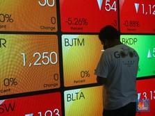 Investor Ambil Untung, 8 Saham Ini Drop & Bikin IHSG Merah