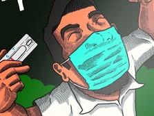 Kasus Sembuh Covid RI Melesat 44.550 Orang, DKI Terbesar