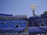 Sunyi, Potret Bangku Kosong Olimpiade Tokyo 2020