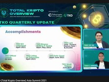 Sederet Inovasi Tokocrypto Terungkap di TKO Summit