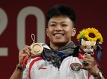 Rahmat Erwin Usai Raih Medali Perunggu: Saya Sangat Bersyukur