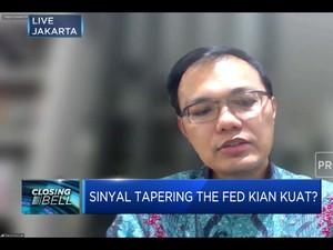 Seberapa Kuat Sinyal Tapering The Fed? Ini Kata Ekonom
