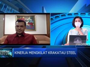 Target Krakatau Steel di Pengembangan Bisnis Anak Usaha