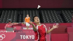Hasil Bulutangkis Olimpiade: Anthony Ginting ke Semifinal!