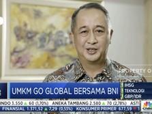 Transformasi & Inovasi BNI Dukung UMKM Tembus Pasar Global