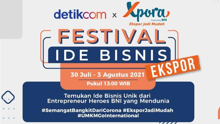 festival ide bisnis xpora