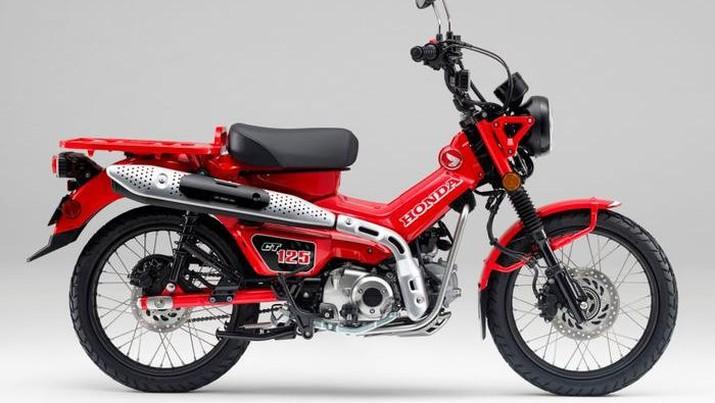 Honda CT 125 resmi masuk Indonesia. (Dok: Honda)
