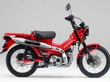 Ini Dia Motor Bebek Termahal Honda, Cicilan Rp 3 Jutaan!