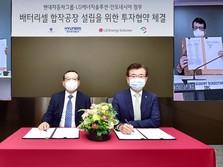 Investasi Rp15 T, Hyundai & LG Bakal Serap 1.000 Tenaga Kerja