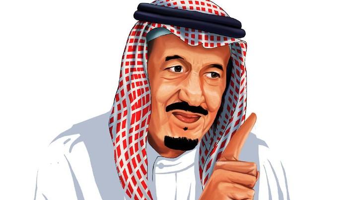 INFOGRAFIS, Arab Saudi Ancam Hukum Warganya yang ke Indonesia