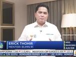 Menteri Erick Yakin UMKM Indonesia Bisa Tembus Global