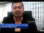 The Fed Tahan Suku Bunga, IHSG Sesi I Dibuka Menguat
