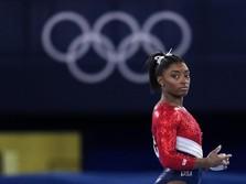 Buat Geger, Alasan Simone Biles Mundur dari Final Olimpiade