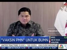 Erick Thohir Bicara PMN Rp106 Triliun Hingga Rencana IPO BUMN