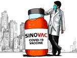 Vaksin Sinovac Terbukti Ampuh Cegah Penularan & Kematian