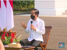 Jokowi ke Pelaku Usaha Mikro : Bekerja Keras, Tahan Banting!