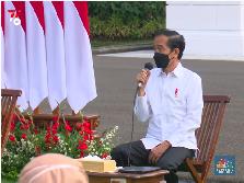 Jokowi Bongkar Alasan Pilih PPKM Darurat Ketimbang Lockdown