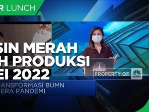 Menteri BUMN Optimistis Vaksin Merah Putih Produksi Mei 2022