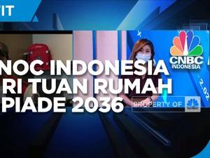 Misi NOC Indonesia Jadikan RI Tuan Rumah Olimpiade 2036