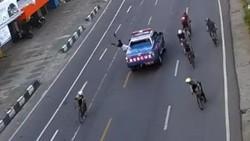 Terungkap! Mobil Rescue Tabrak Lari Pesepeda di Makassar Milik Dinsos Takalar