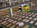 Melihat RS Darurat Covid Thailand, dari Gudang Kargo Bandara