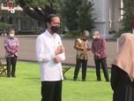 Cerita Jokowi: Varian Delta Bikin Ekonomi Terguncang!