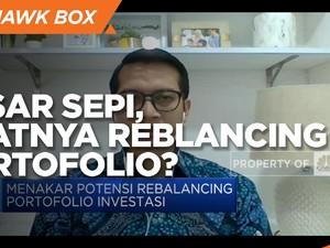Perdagangan Saham Sepi, Saatnya Rebalancing Portofolio?
