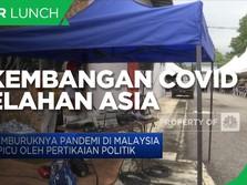 Simak! Perkembangan Covid-19 di Belahan Asia