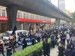 Jalanan di Malaysia Menghitam, Demo Desak PM Muhyiddin Mundur