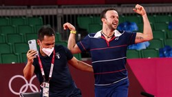 Muamar Qadafi, Pelatih Indonesia Sukses Bawa Guatemala ke Olimpiade