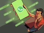 Daftar HP yang Tak Lagi Bisa Pakai WhatsApp