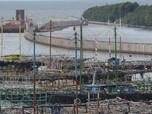 Biden Soal Jakarta Tenggelam, Ternyata DKI Punya Tanggul Laut