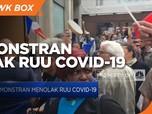 Masyarakat Demo di Perancis dan Jerman, Tolak RUU Covid-19