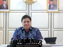 Airlangga: 45 Kabupaten/Kota Luar Jawa Lanjutkan PPKM Level 4