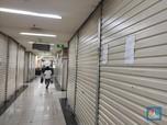 Bukti Nyata Ritel Hancur! Kios-kios di ITC Dilelang Murah