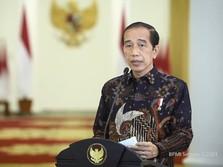 RI Banyak 'Harta Karun' Ekspor, Jokowi Tak Mau Dijual Mentah!