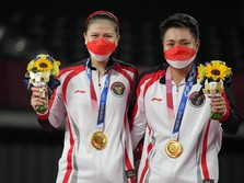 Bikin Bangga! RI Negara ASEAN Terbaik di Olimpiade Tokyo 2020