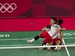 Peraih Emas Olimpiade Dapat Bonus Dari Jokowi Enggak Ya?
