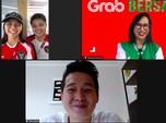 Grab Indonesia Berikan Rp 1 Miliar ke Greysia dan Apriyani