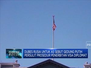 AS Minta Seluruh Diplomat Rusia Meninggalkan Washington D.C