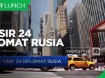 AS 'Usir' 24 Diplomat Rusia